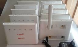 Modem Roteador De Chip 4G E 4.5G Huawei Cpe B310 Para Chip