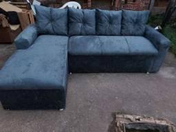 Sofa cheise 4 lugares