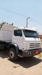 Título do anúncio: Caminhão caçamba 24220 2009 Volkswagen
