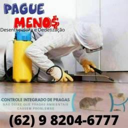 Título do anúncio: @@Dedetização e técnicos qualificados e na Pague menos...,,,.  ,,,...