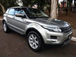 Land Rover Range Rover Evoque Pure 2.0 Automática Único Dono Apenas 67.000 Km Blindada