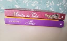 Contos de fada e Alice (Clássicos Zahar) - usado