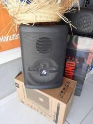 Caixa De Som Com microfone sem fio