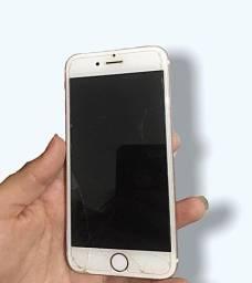 Vende-se IPhone 6S - Não aceito trocas!!!