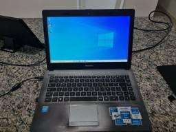 Notebook Positivo Intel Celeron 2gb De Ram Ssd 200 Gb