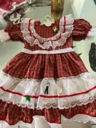 Vestidos Juninos, R$25 cada