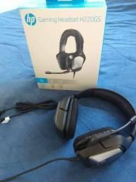 Headset Gamer HP220GS 7.1 (novo)
