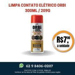 Título do anúncio: Limpa Contatos Elétricos Orbi 300ml 209g