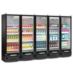 Refrigerador/ Expositor Vertical Conveniência (alef)_