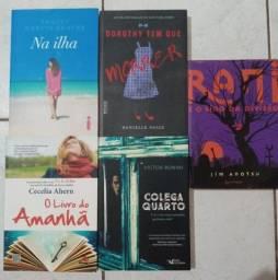 Livros em bom estado