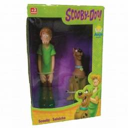 Boneco Scooby Doo E Salsicha Anjo Brinquedos