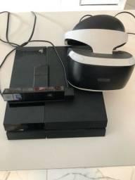PS4 com VR