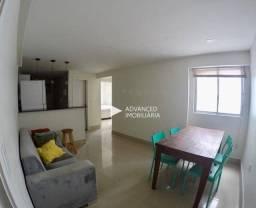 Título do anúncio: Apartamento mobiliado com 2 quartos à venda, 44 m² por R$ 240.000 - Porteira Fechada - Imb