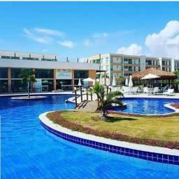 MM.muro Alto Condomínio Club  2 quartos mobiliado. 385 mil. What *