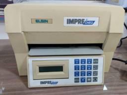 Máquina de cheque