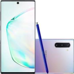 Samsung Galaxy Note 10+ 256gb na garantia