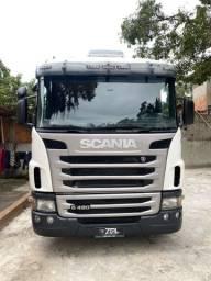 Caminhão Scania G420 6x2