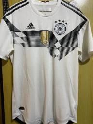Camisa Alemanha Copa 2018