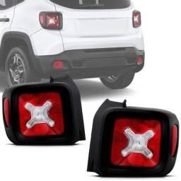 Lanterna Jeep Renegade (Par) Novinha