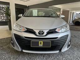 Título do anúncio: Toyota Yaris SD XL 1.5 Automática