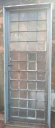 Título do anúncio: Porta com Portal 2,08 cm x 0,80 cm