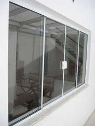 Título do anúncio: Portas e janelas em Vidros Temperado Blindex!!