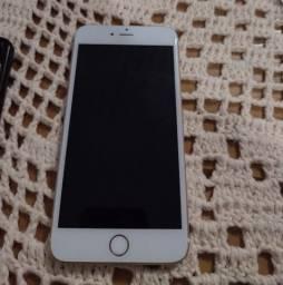 Vendo iPhone 6s Plus em perfeito estado pra Peças