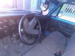 Camionete de garagem