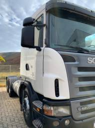 Título do anúncio: Scania G420 6x2