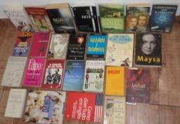 Livros Variados de $20 a $45 . Na compra acima de um livro , dou desconto(ver descrição)