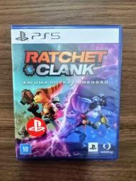 Ratchet and Clank: Em uma outra dimensão - PS5 - Lacrado (Limeira-SP)