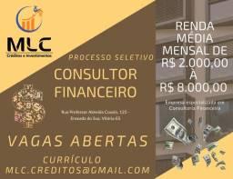 Título do anúncio: Processo Seletivo - MLC