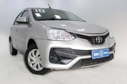 Título do anúncio: Toyota Etios 2018 1.5 xs 16v flex 4p manual