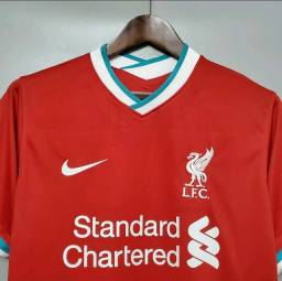 Camisa Liverpool 2021 original