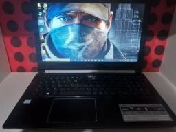 Notebook Acer Intel Core i5 7200U 15.6 8GB HD 1TB W10 A515-51-51UX