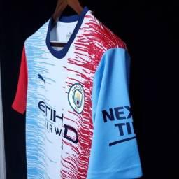 Camisa Importada Manchester City Puma