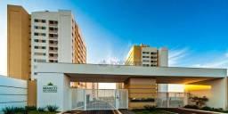 Apartamento com 3 dormitórios para alugar, 64 m² por R$ 1.300/mês - Residencial Marco dos