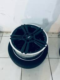 Roda Mini cooper aro 18?