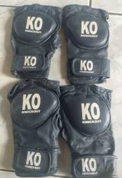 Luvas knockout