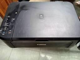 Impressora HP e Cannon