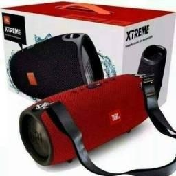 Jbl xtreme super caixa de som USB Bluetooth rádio entregamos