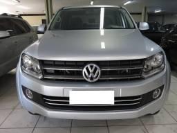 Volkswagen Amarok 2.0 2014. prata. 68km rodados.