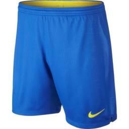 0e361e3a4213b Calcao Nike Brasil Selecao Azul tam  p-m-g-gg
