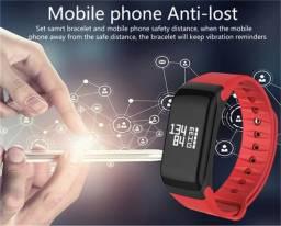 Relógio com Aferidor de pressão arterial