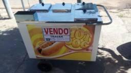 Vende-se um carrinho de Hot Dog valor