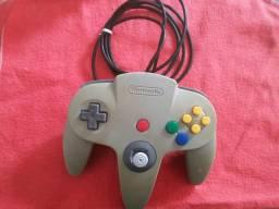 Controle de Nintendo 64