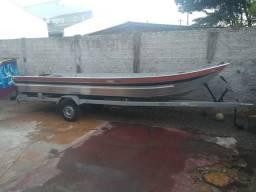 Conjunto 2018 barco e carreta - 2018