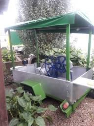 Vendo carrinho de caldo de cana