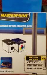 Cartucho para impressora HP 60 PRETO LACRADO