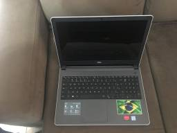 Notebook Dell i5 (novo) Só Vendo